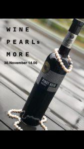 Wine & Pearls & More / 30 novembre 2019 / 14 heures @ Josef Glenz & Töchter AG